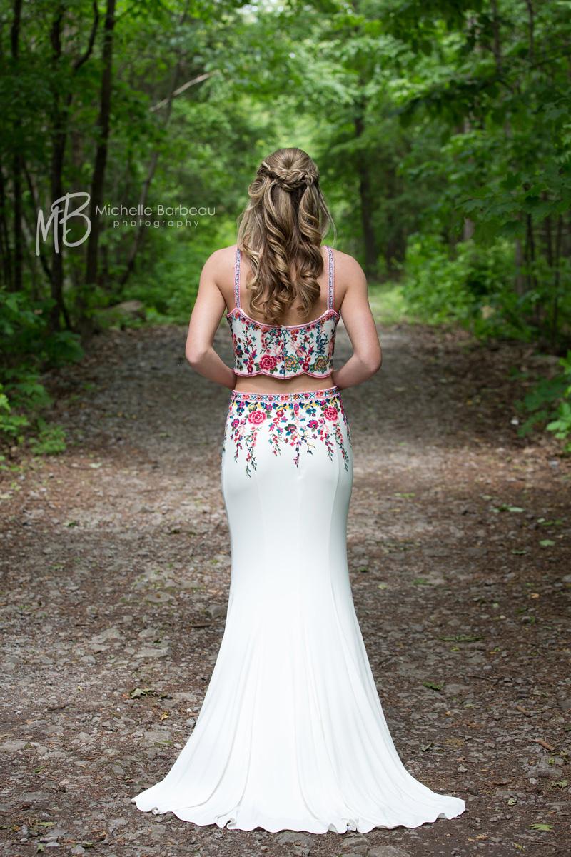 2Cute prom dress