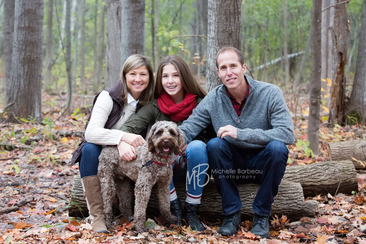 outdoor family photos