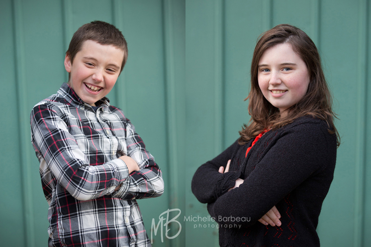 Kanata kids portraiture