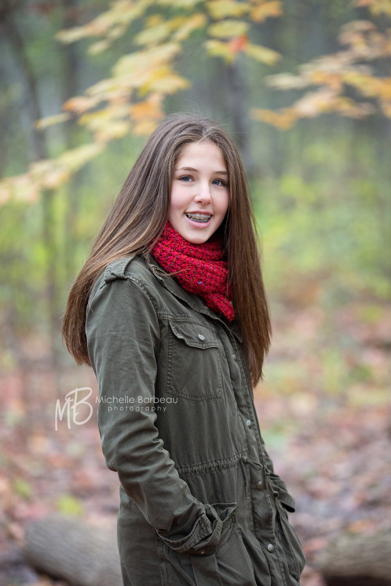 Kanata teen photography
