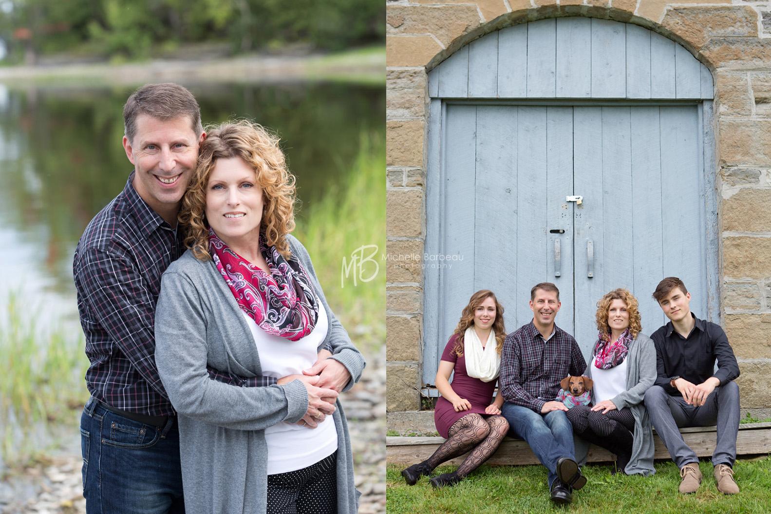 Dunrobin family photos