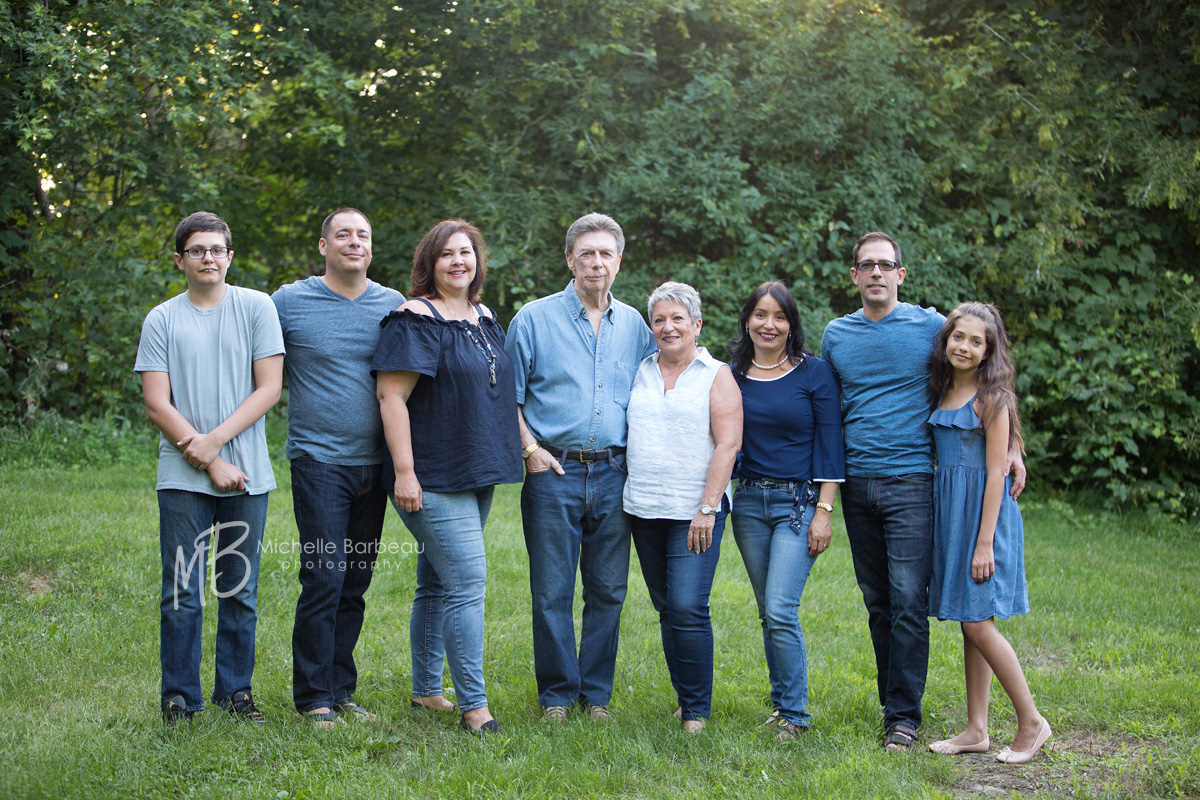 Nepean family photography