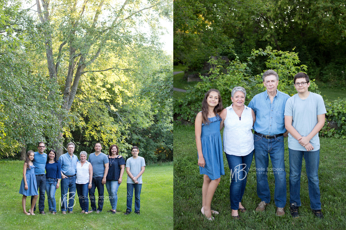 Nepean family photos