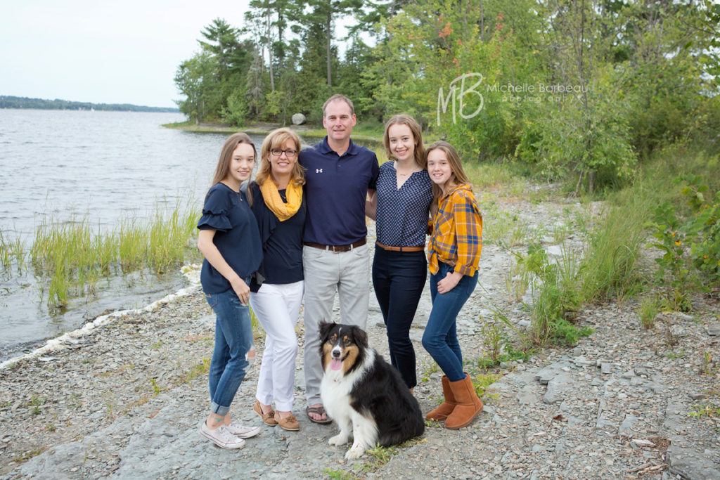 Dunrobin family photography