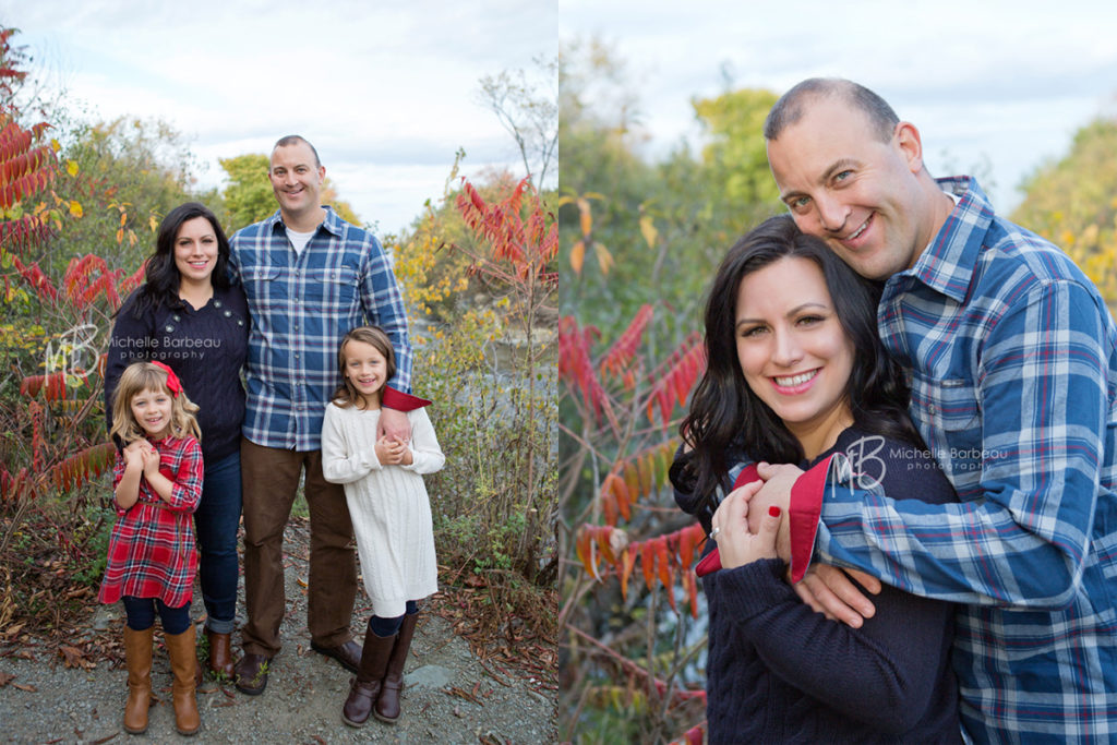Gatineau family photography