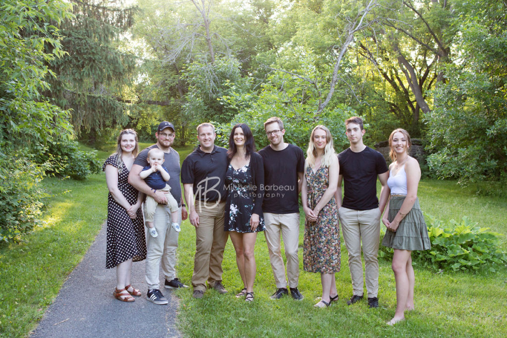 Large Nepean Family