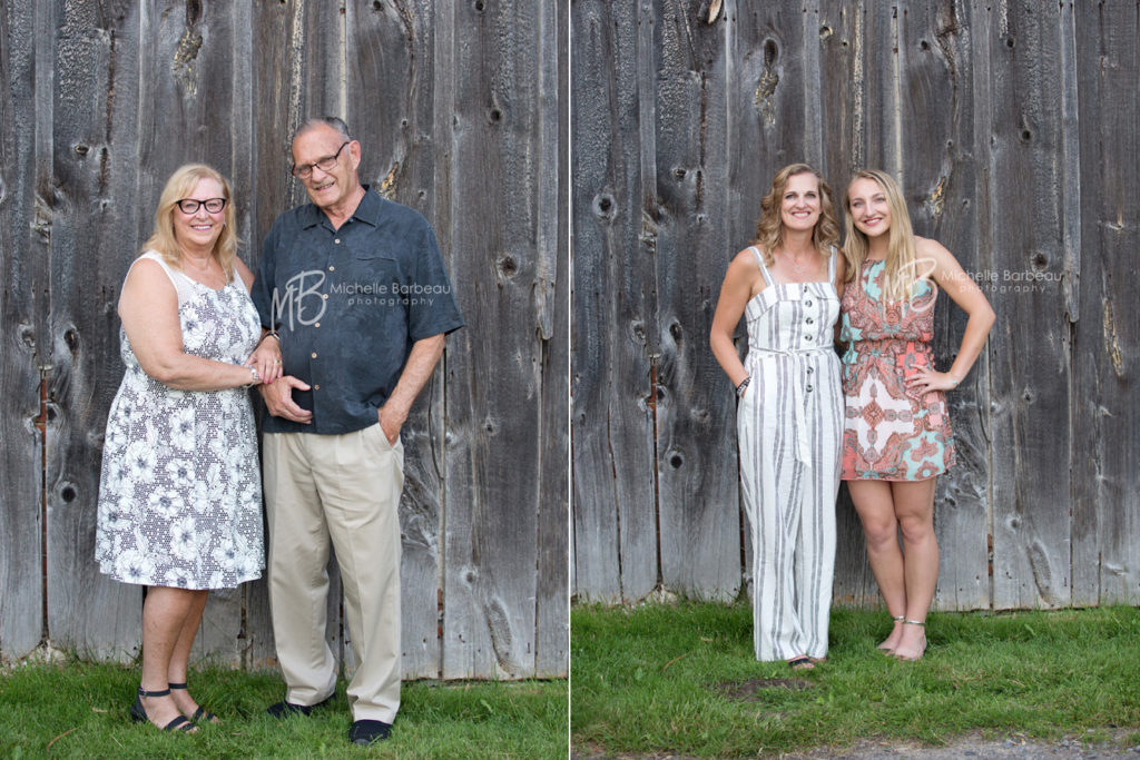 Dunrobin family photos