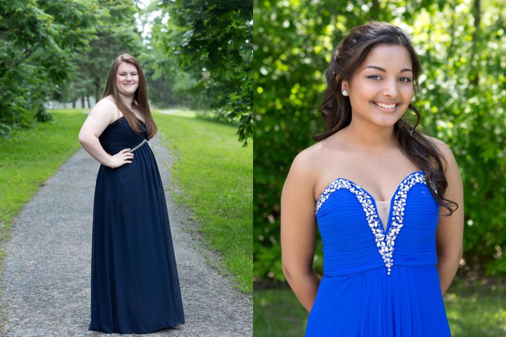 prom dress photos