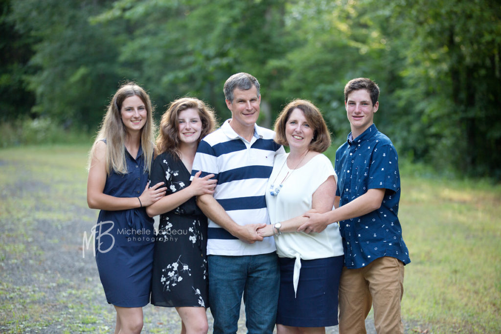 family or 5 photo