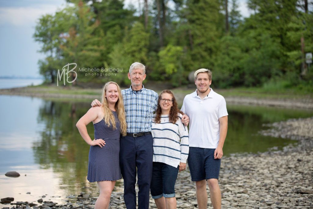 family photos in Dunrobin